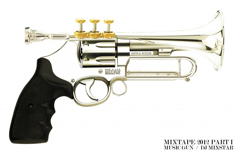 Dj Mixstar - Mixtape 2012 Music Gun Part 1